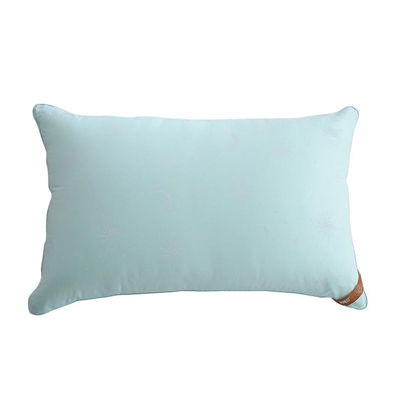 安睡宝防螨四孔纤维枕芯成人枕头枕芯护颈枕整头枕头单人一对正品