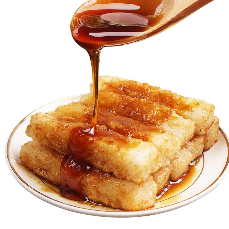 红糖糍粑 传统糕点批发零食火锅店小吃不粘牙糯米糍粑 245g*5袋