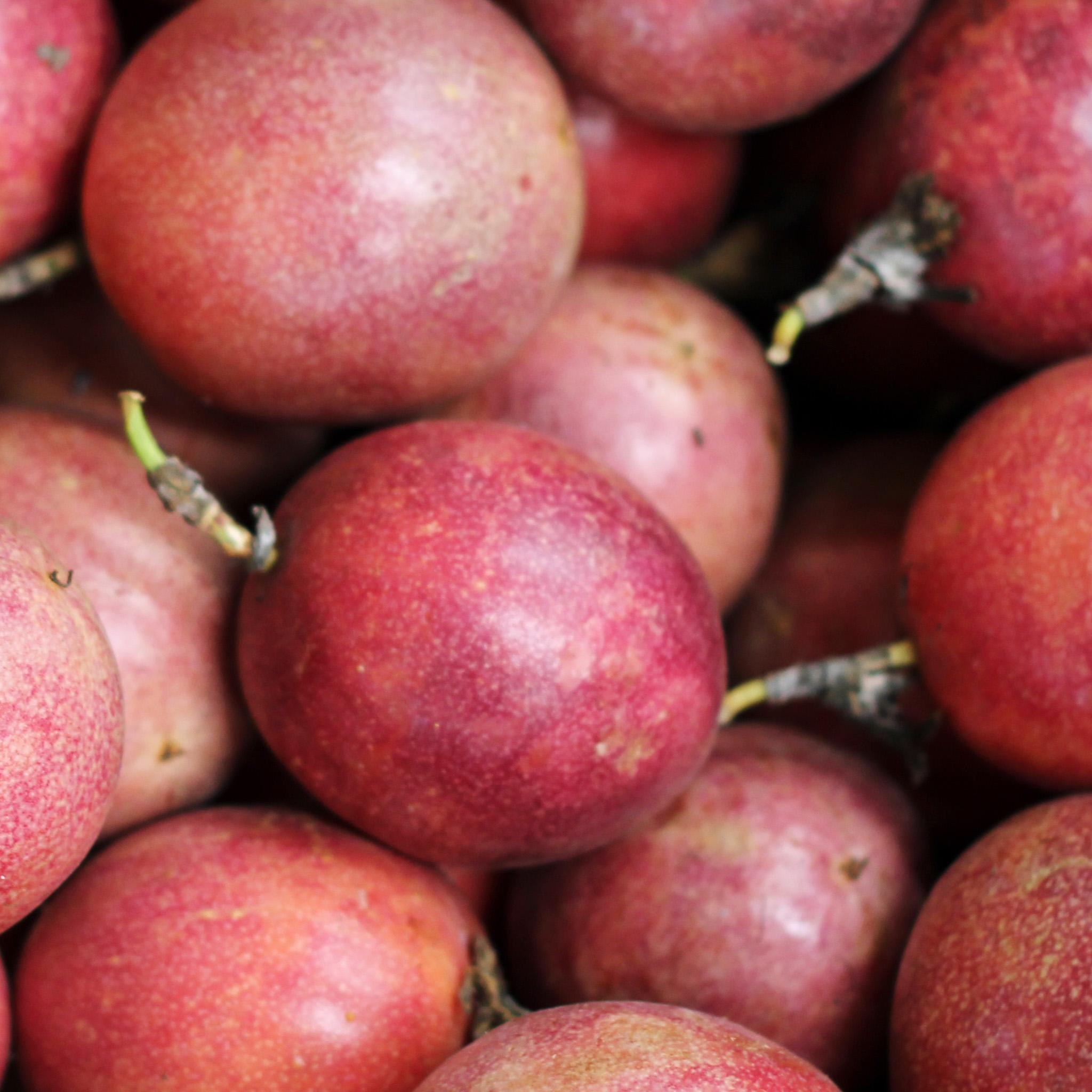广西桂林灌阳百香果新鲜热带西番莲鸡蛋果5斤红果 水果N6QdNUf6