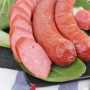 俄罗斯风味火腿肠红肠小烤肠即食蒜香味熏煮香肠肉肠儿童肠包邮