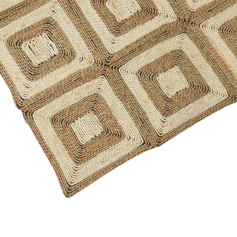 草席子地垫卧室垫子榻榻米草编地毯地垫蒲草日式地台垫子可以定制