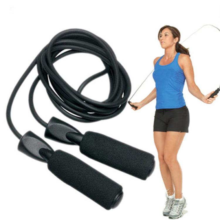 健身跳绳男女生成人小学生儿童竞速中考钢丝跳绳锻炼运动专用跳绳