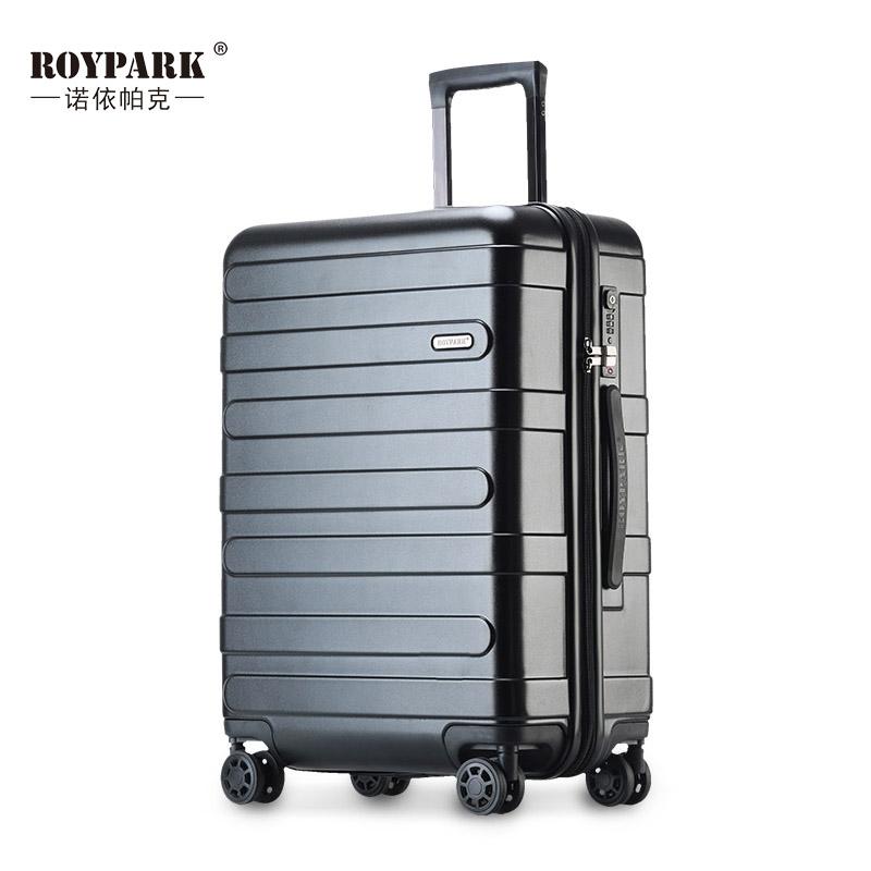 网红行李箱男ins铝框28寸旅行箱女万向轮小密码22大皮箱子拉杆箱