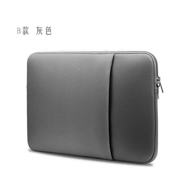 苹果联想小米air12.5笔记本pro13.3电脑包女手拿14内胆包15.6寸男