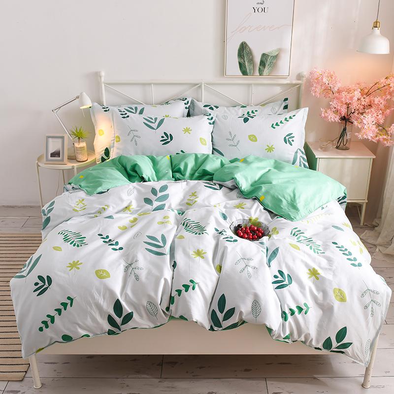 【断码清仓】四件套全棉纯棉床单被套床品4件套件100被罩床上用品