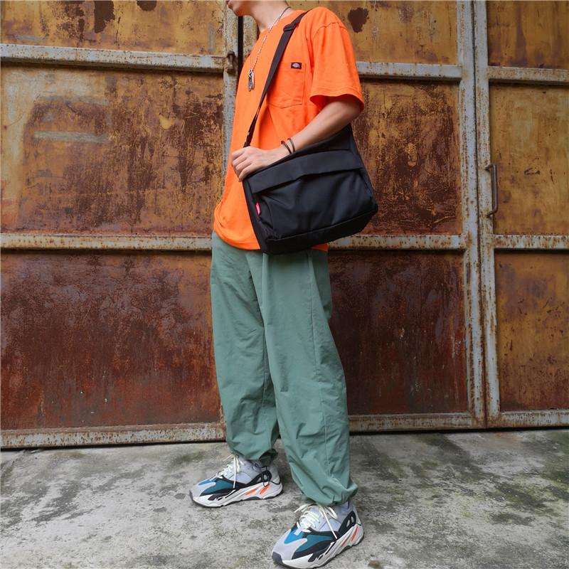 现货日本DPUCEX 19SS新款日系潮牌超轻防水男女斜挎包背包单肩包