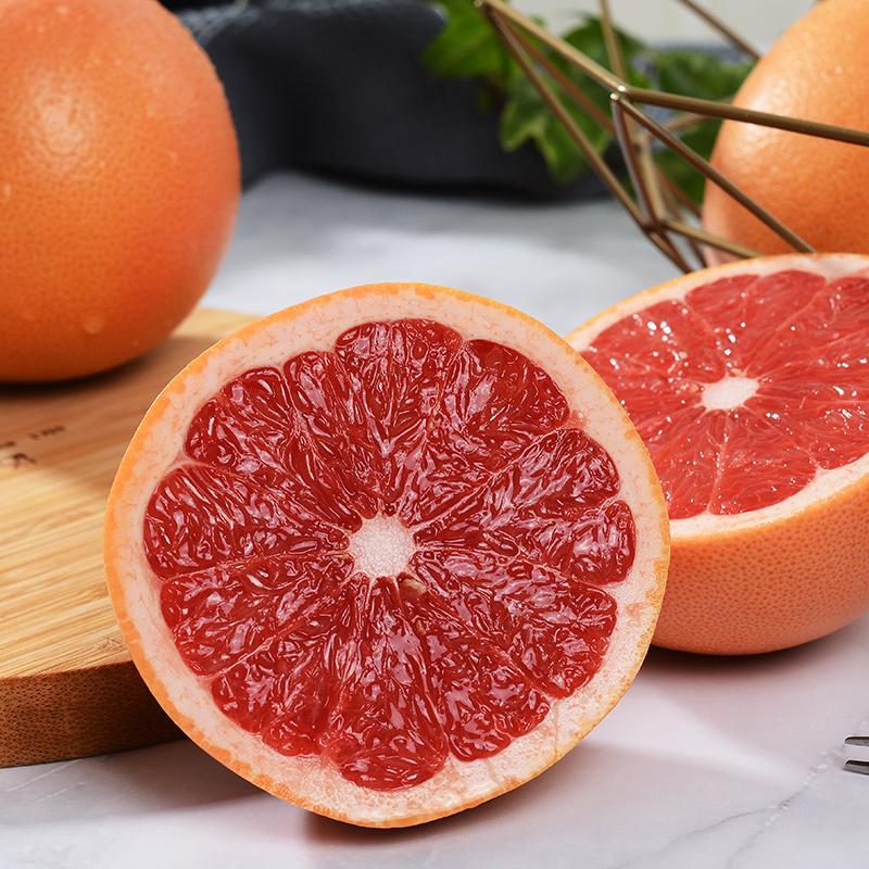 现货南非西柚8个大果葡萄柚红心柚子新鲜水果孕妇进口当季时令果