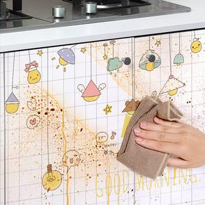 抽屉垫橱柜垫纸防潮垫自粘衣柜鞋柜厨房柜子厨柜垫防水防油铺贴纸