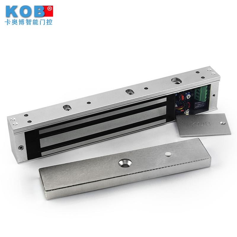 防水鎖 延時磁力鎖 門禁鎖 磁力鎖 280kg 帶指示燈及信號反饋 KOB