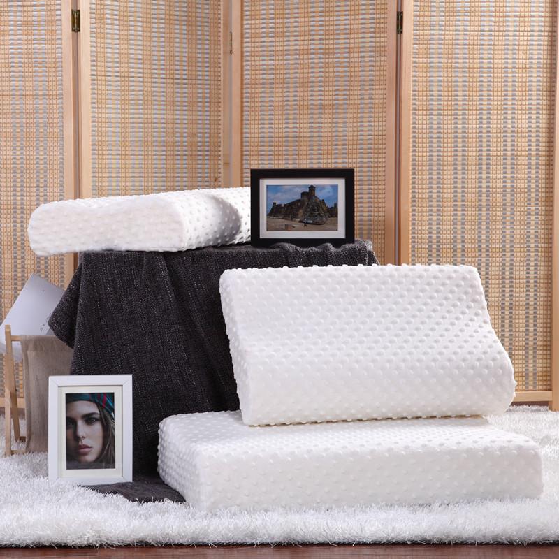 天然记忆枕颈椎修失眠成人保健枕头护颈枕记忆助睡眠枕成人儿童