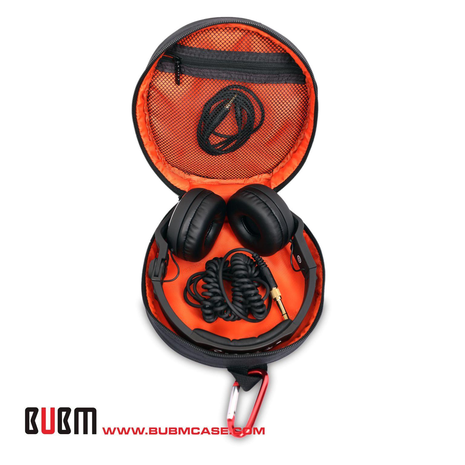BUBM 头戴式耳机包大耳机包DJ先锋 beats pro魔声耳机包耳机收纳