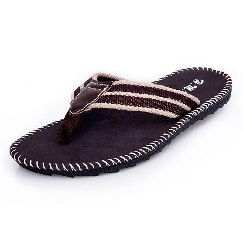 男士人字拖夏季英伦潮流个性沙滩鞋耐磨防滑透气学生夹脚凉拖鞋男