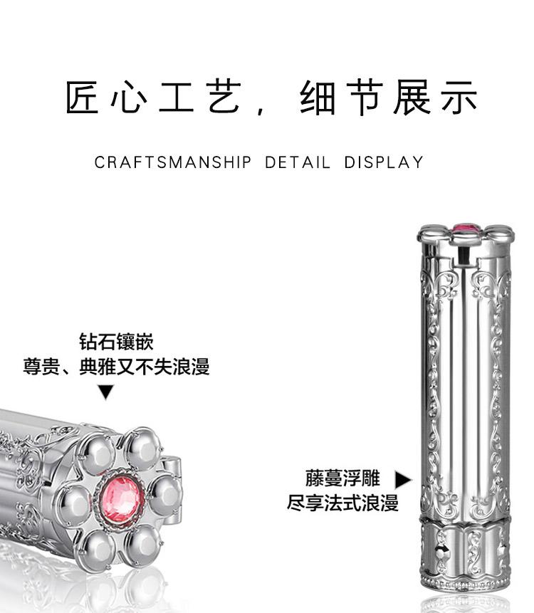 买一送赠品ROSEPRETTY限量版意大利品质贵族专属公主魔镜钻石口红
