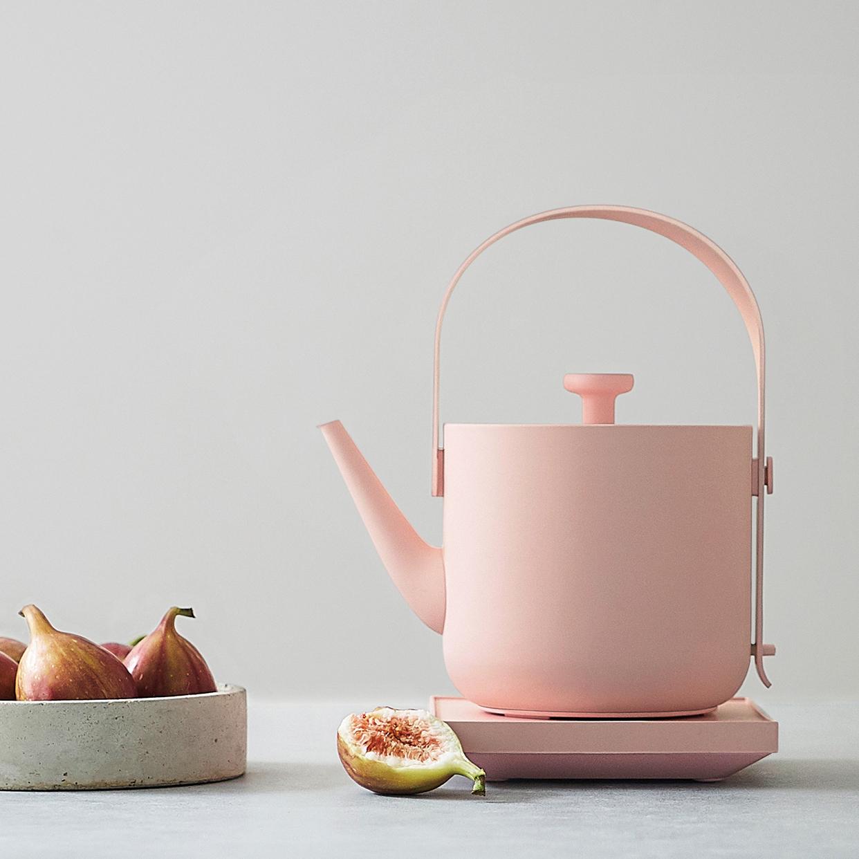 【现货】茶素材t55g汀壶电热水壶食品级鹏图设计logo教育图片
