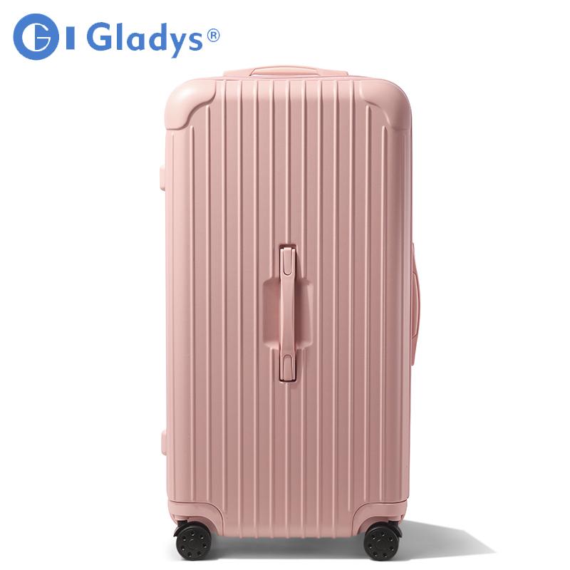 行李箱女ins网红大容量拉杆箱万向轮防刮加厚旅行箱男32托运皮箱