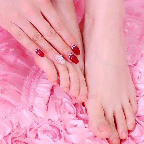 番茄派脚膜6袋 去死皮老茧角质脱皮足膜脚后跟干裂蜕皮嫩足部护理