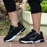 春夏季网面鞋透气男士运动休闲鞋内增高板鞋