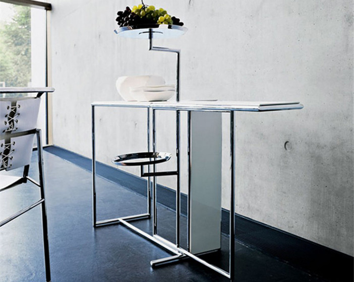 Classicon Rivoli Tea Table by Eileen Gray 折叠 边桌 茶桌子