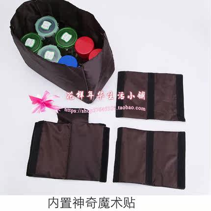 展业包手提包化妆包美容包单肩斜挎包洗漱包示范工具包空包新款