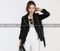 Leather jacket Fuounibo jc15105 2016