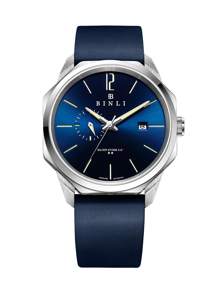 宾利表2018新款男士手表防水时尚休闲运动潮流全自动机械男表8607