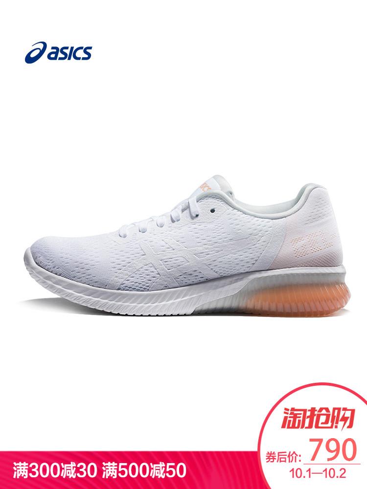 ASICS亚瑟士2018女缓冲跑步鞋GEL-KENUN MX T888N-9090