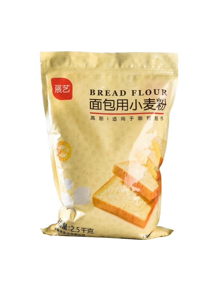 吐司面包粉 面包机用粉 小麦面粉