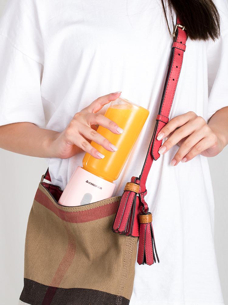 志高 便携式电动榨汁机 ZG-Y03 天猫优惠券折后¥29起包邮(¥99-70)