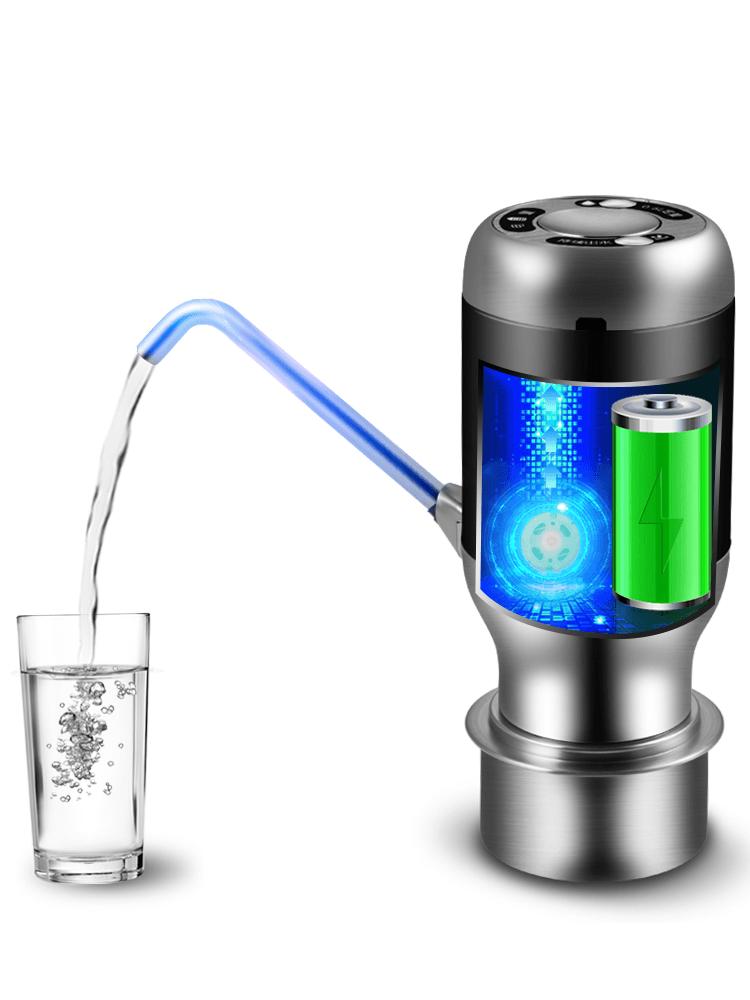 大桶水抽水器桶装水家用全自动纯净饮水桶取水器电动压吸上水器泵