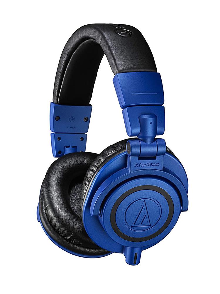 Audio Technica-铁三角 ATH-M50x 专业头戴式监听耳机