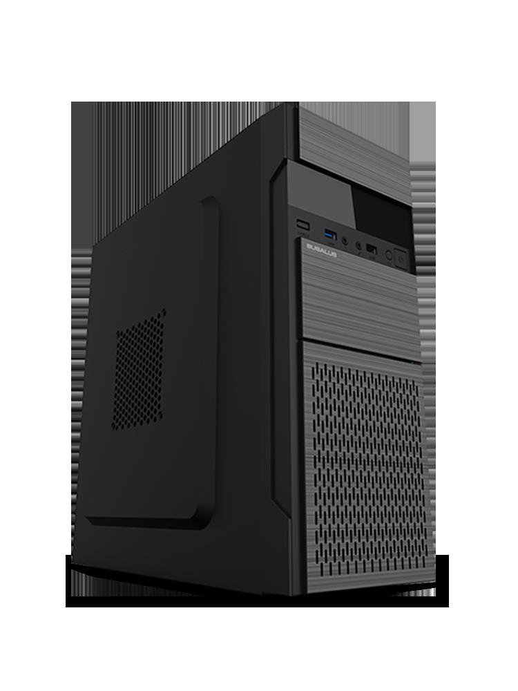 IPASON-攀升 J1900升G3930台式机组装电脑主机全套办公diy整机