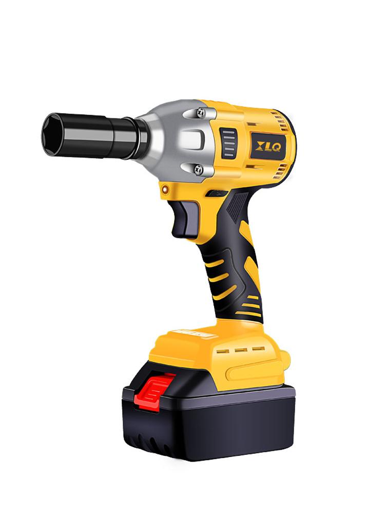 小懒器锂电扳手电动冲击扳手脚手架子汽车木工套筒