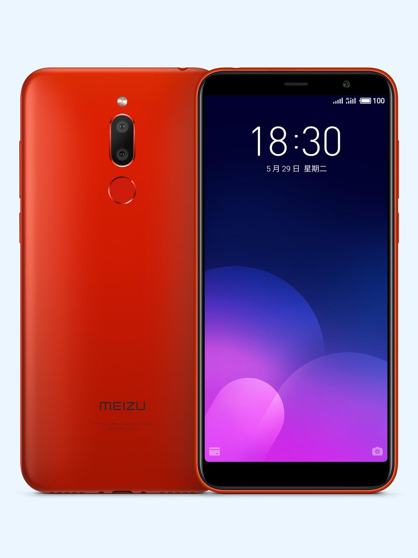 Meizu-魅族 魅蓝6T 双摄全面屏大电池学生百元机游戏4G智能手机
