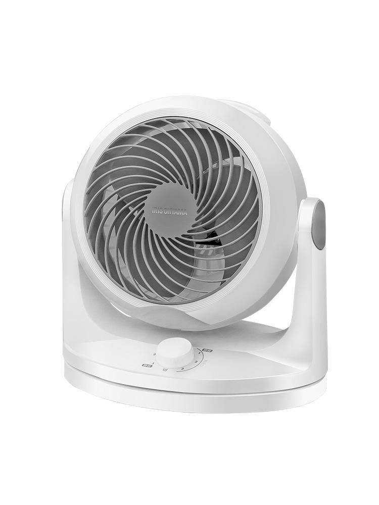 爱丽思IRIS空气循环扇家用台式摇头静音风扇学生迷你宿舍小风扇