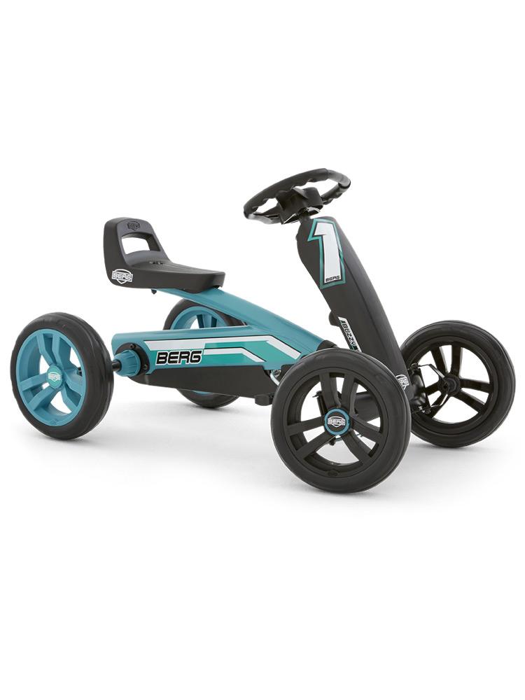 BERG博格荷兰品牌儿童卡丁车童车脚踏卡丁车3岁男女宝宝四轮2-5岁