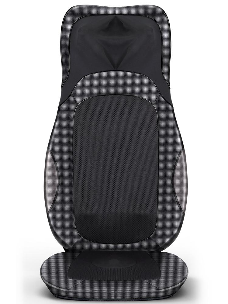 车载按摩器汽车家用颈椎颈部腰部肩部振动多功能全身揉捏车用椅垫