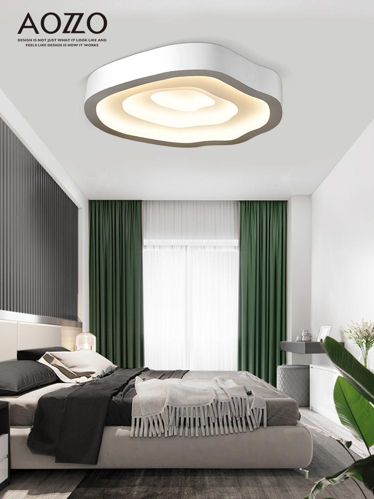 奥朵北欧卧室灯 简约现代创意个性儿童房灯具男孩女孩温馨吸顶灯