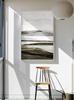 仟象映画现代抽象客厅装饰画简约背景墙三联画玄关走廊竖版挂画