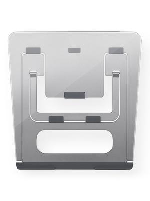 笔记本支架桌面颈椎macbook增高底座Pro铝合金散热架子air折叠便携Mac小米联想苹果手提电脑办公室托架14寸