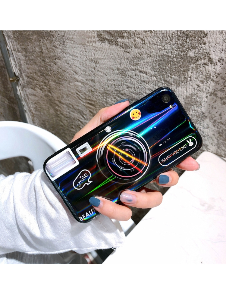 极光相机vivoX9手机壳vivoX9S软壳X9PLUS女X9SPLUS潮X9i软X9L女款潮X9SL个性创意潮牌ⅹ9时尚轻薄x9splusl酷