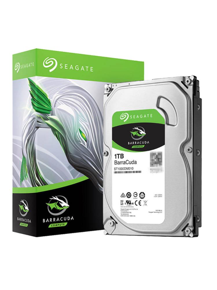 顺丰包邮Seagate-希捷 ST1000DM010酷鱼1tb台式电脑1T机械硬盘