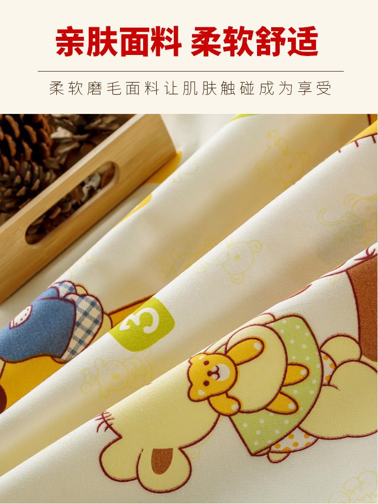 防水床垫罩隔尿床笠单件床套床单防滑床罩1.8m1.5米席梦思保护套