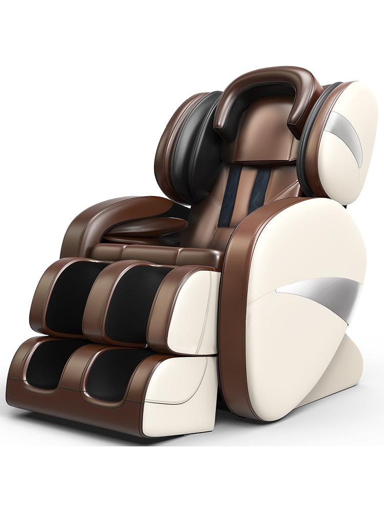 按摩椅家用全身多功能全自动电动智能揉捏老人沙发椅太空舱按摩器