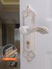 德国KABO欧式门锁室内卧室房门锁家用实木门锁具套装把手静音防盗