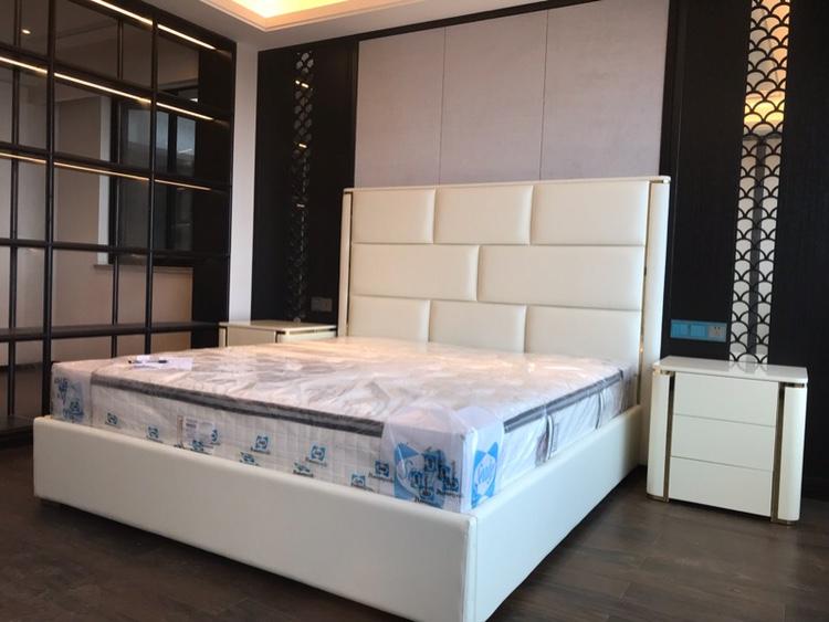 8米现代简约软床港式图片