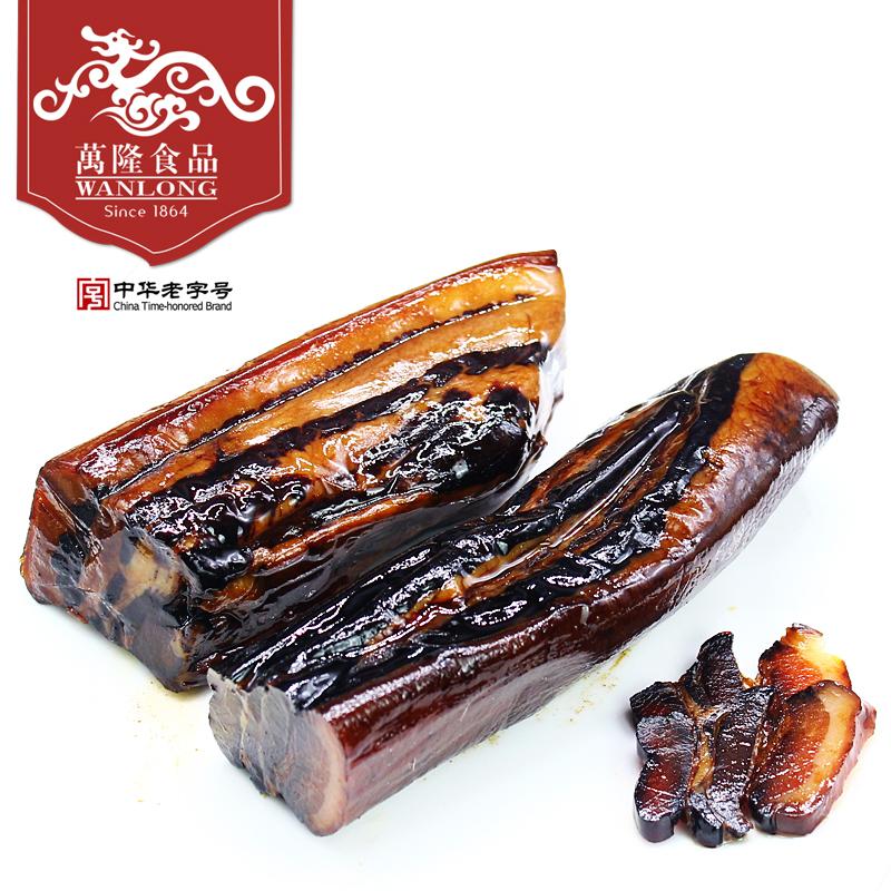 杭州特产万隆酱肉500g酱五花腊肉咸肉酱香浓郁猪肉浙江特产