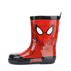 Rubber boots for children Rain profusely
