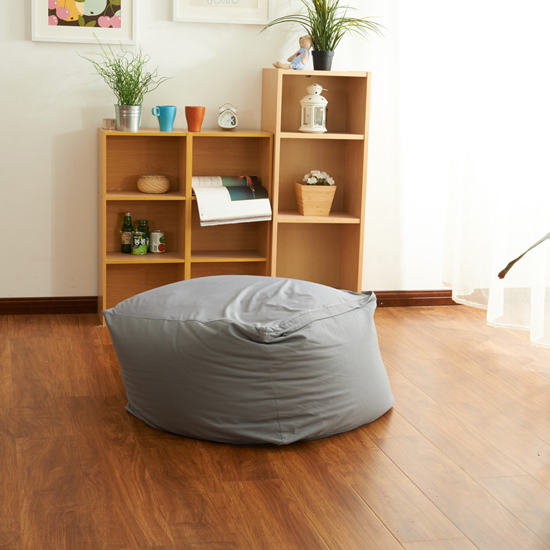 Bean bag lazy sofa single living room balcony leisure bedroom female small sofa small apartment lazy chair bed tatami