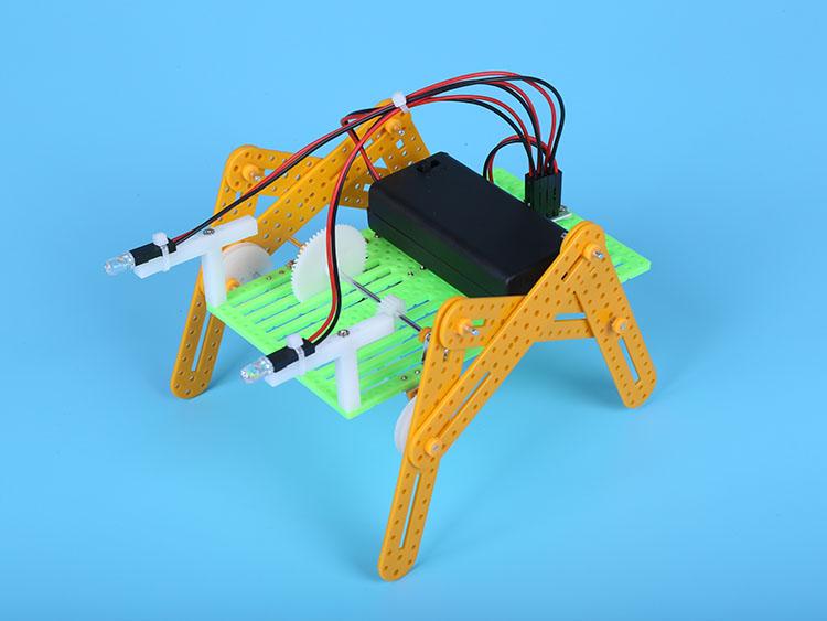 小学生科技小制作diy小发明电动小车科学实验玩具手工