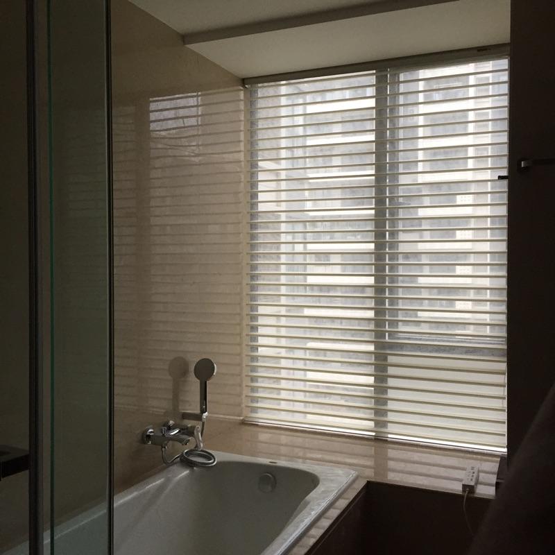 韩式 香格里拉帘卷帘百叶窗柔纱帘遮光客厅厨房卧室布百叶窗帘图片